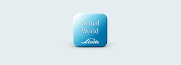 This is the icon for Linde´s Virtual World APP